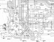 AutoCAD Boiler Room
