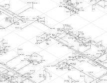 AutoCAD Drainage Isometric