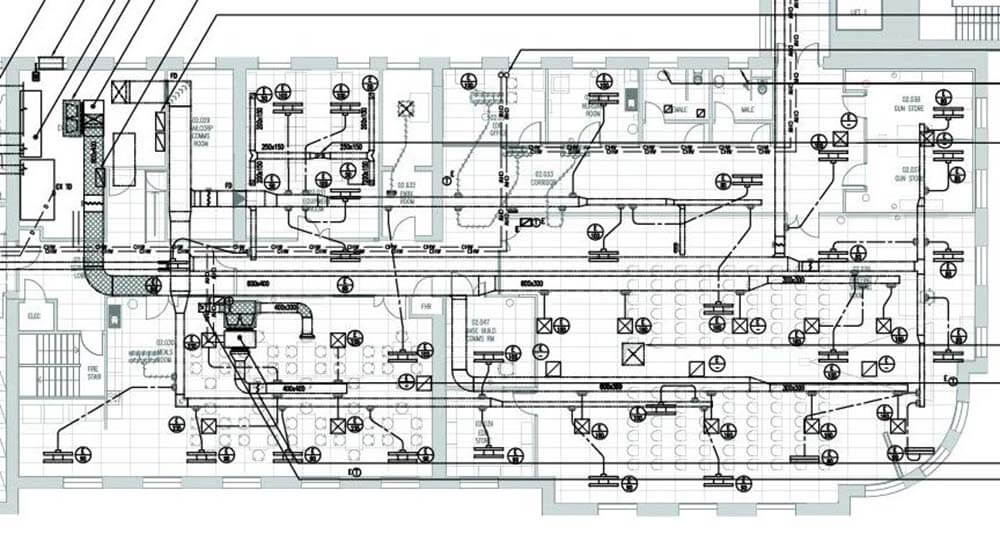 ductwork schematics schematic diagram