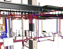 Revit Riser and Ceiling