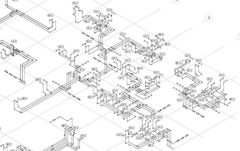 Autocad 2d on creating electrical drawings