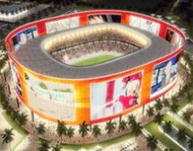 Stadium CAD Drafting Services